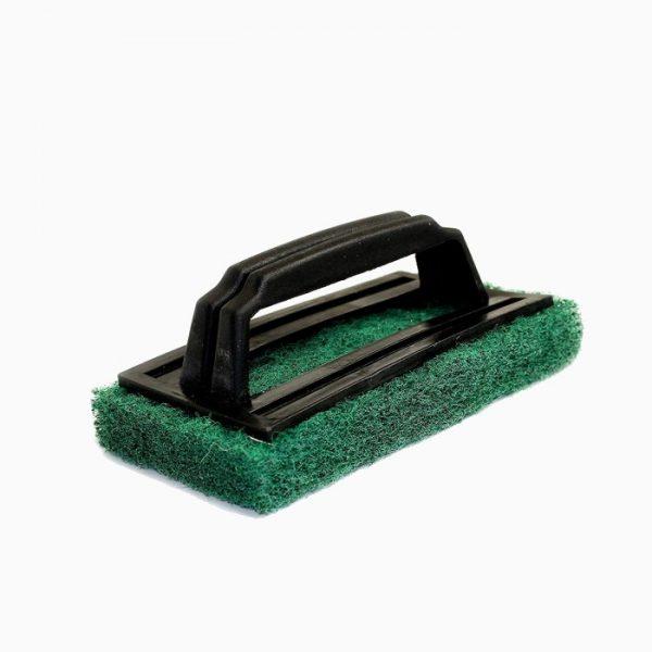 hand-scrubbing-pad