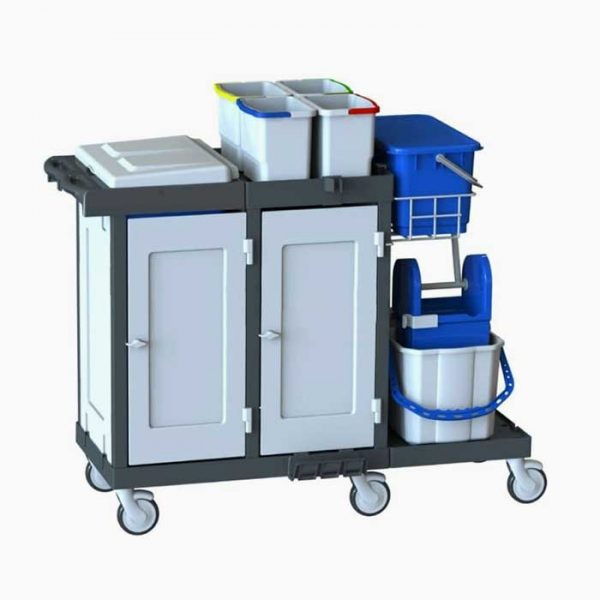 full-compartment-janitor-cart
