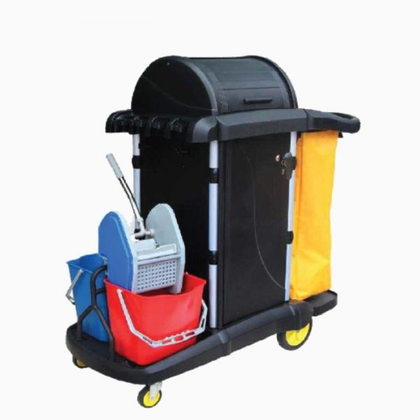 full-cover-janitor-cart-cw-double-bucket