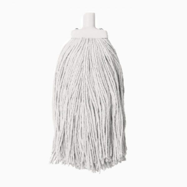 white-mop