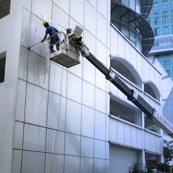 Highrise Cleaning