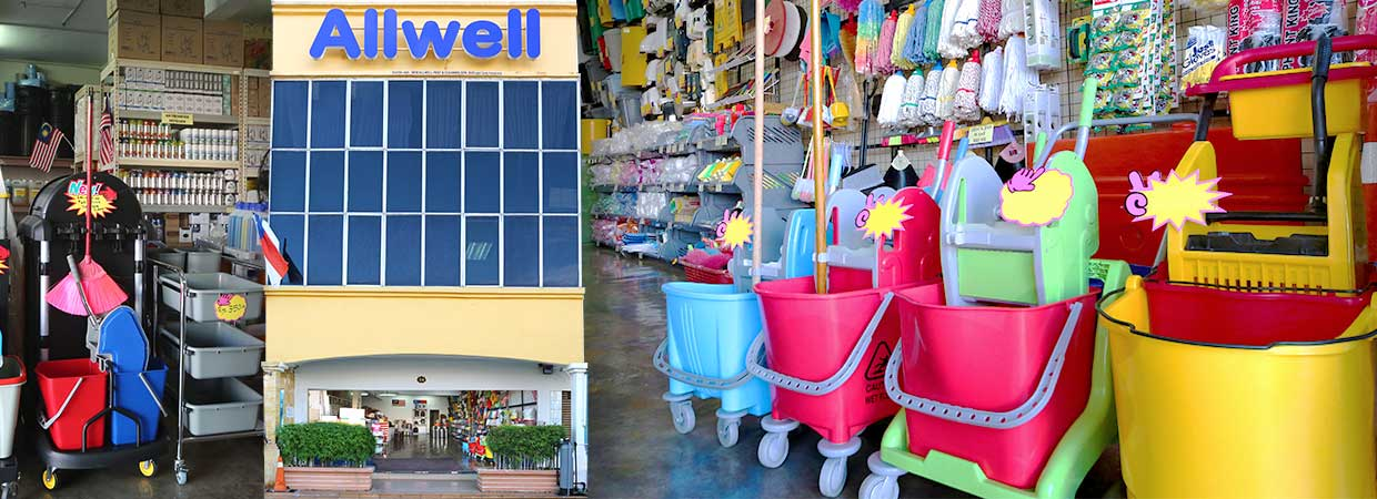 Allwell - Cleaning Products & Services